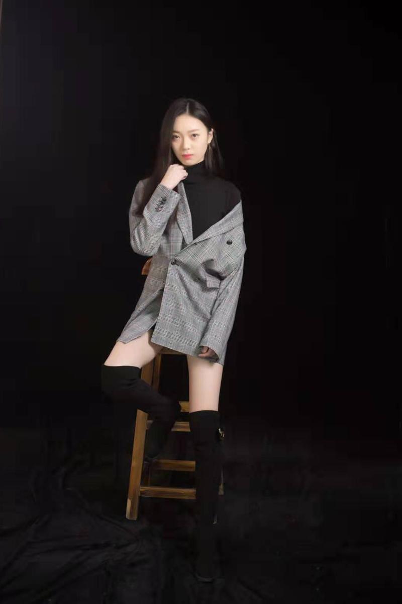 赵可心-模特-浙江大学