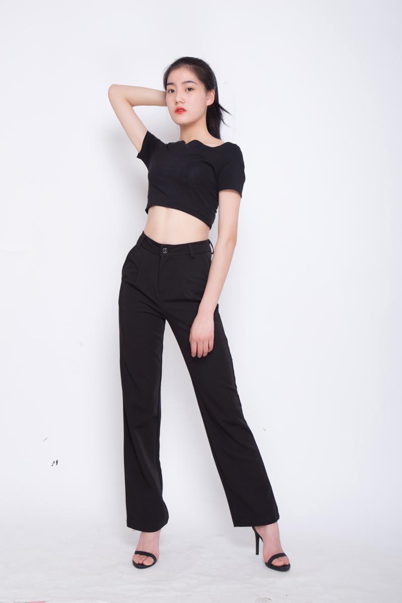 潘越-模特-惠州师范